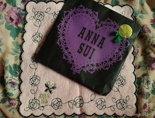 Anna SUi towel