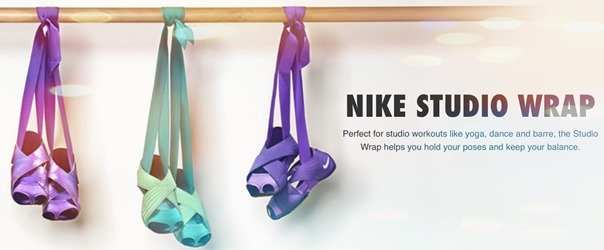 From nike Studio wrap